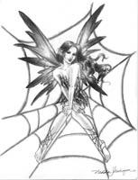 Kiara Sketch